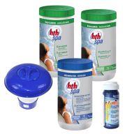 Kit de traitement pour Spa HTH