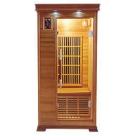 Sauna infrarouge LUXE 1 place