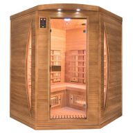 Sauna infrarouge Spectra 3 places