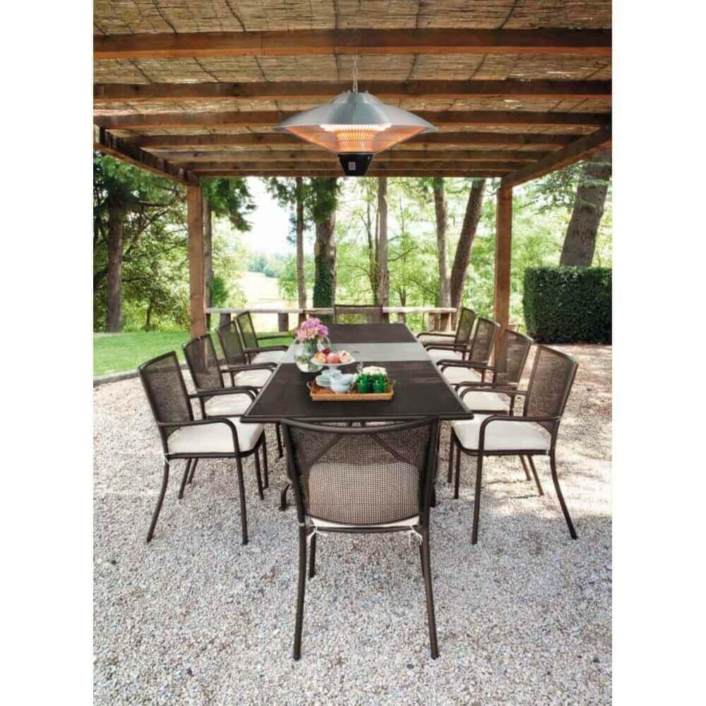 chauffage ext rieur de terrasse padova mypiscine. Black Bedroom Furniture Sets. Home Design Ideas