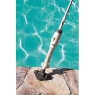 Aspirateur électrique rechargeable pour spa et petite piscine