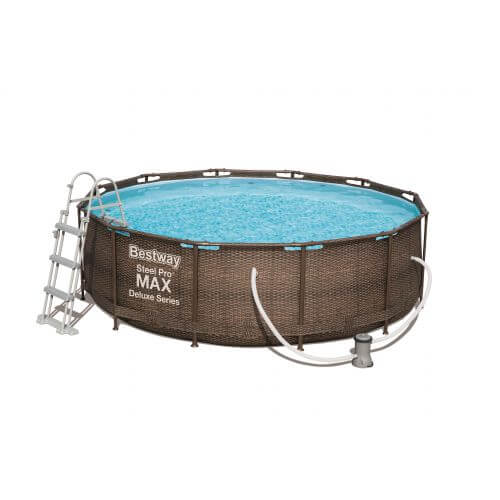 piscine hors sol ovale Itteville