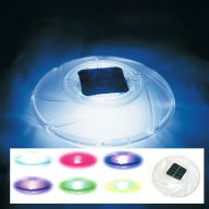 Lampe solaire waterproof - 7 couleurs