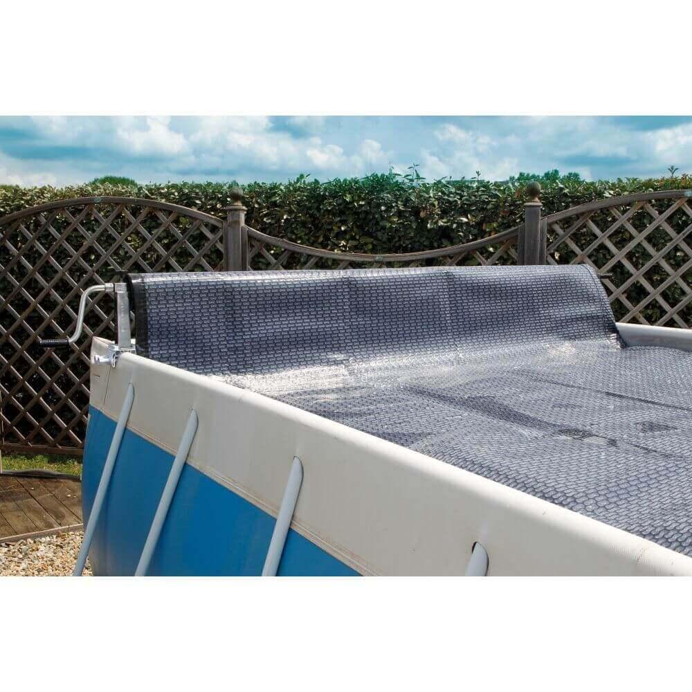 enrouleur premium pour piscine hors sol. Black Bedroom Furniture Sets. Home Design Ideas