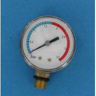 Manomètre plastique + joint (ACIS) - ex (06021001) (ACIS)