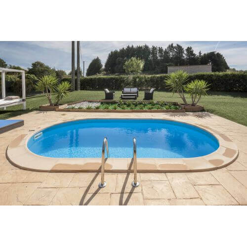 Kit piscine enterr e madagascar 600x320 cm mypiscine - Piscine enterree en kit ...