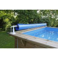 Enrouleur de bâche Xtra pour piscine hors-sol tous modèles