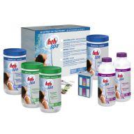 Spa HTH kit de traitement Oxygène Actif