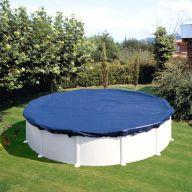 Bâche d'hivernage piscine Gré Ø 370 cm ronde