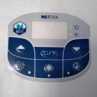 Panneau de contrôle Netspa