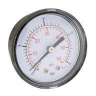 Manomètre pour filtre à sable Ø300 / 400 / 500 /600 mm