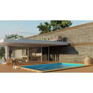 Piscine bois Evora 620 x 420 x H 133 cm - Version 2020