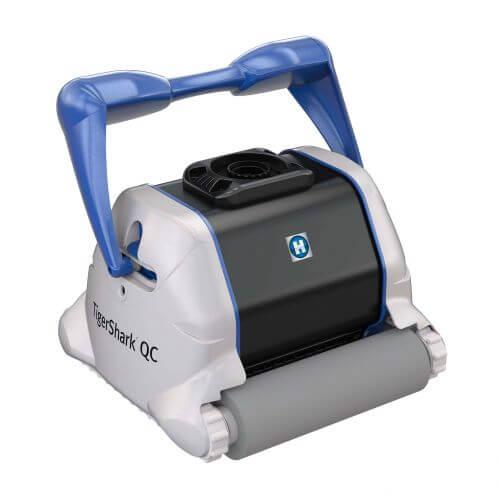 Robot de piscine Tigershark Quick Clean - Brosses Mousse