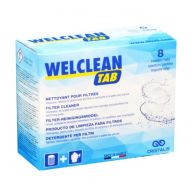 Welclean Tab - Nettoyant cartouches