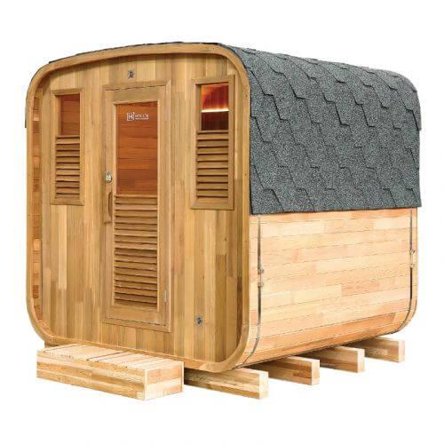 Sauna d'extérieur Gaïa Nova