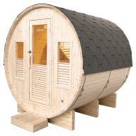 Sauna d'extérieur Gaïa Omega