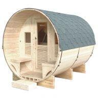 Sauna d'extérieur Gaïa Luna