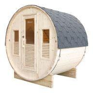 Sauna d'extérieur Gaïa Bella