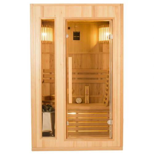 Sauna ZEN 2 places