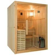 Sauna vapeur SENSE 4 places