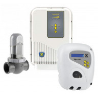 Pack électrolyseur Zodiac OE10 + régulateur pH Perfect