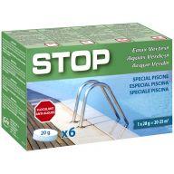 Stop eaux vertes - Boite de 6 pastilles de 20 gr