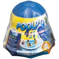 Kit complet de traitement Poolp'o pour piscines de 10 à 20 m3