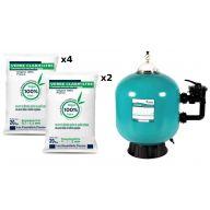 Pack Triton TR60 + Verre éco-filtrant