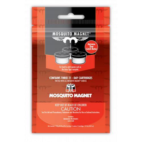 Pack 3 recharges Atrakta pour Mosquito Magnet
