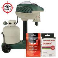 Pack Anti-Moustique Tigre : Mosquito Executive + 3 Octenol + 3 Atrakta