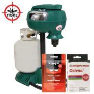 Pack Anti-Moustique Tigre : Mosquito Pioneer + 3 Octenol + 3 Lurex