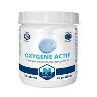 Traitement Oxygène Actif pour spa