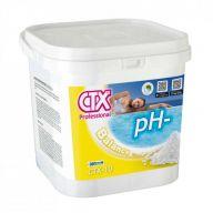 Ph Moins en granulés 5 Kg CTX