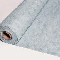 Feutre sous liner 200 g/m² Polyester gris - Rouleau 50 x 2 m