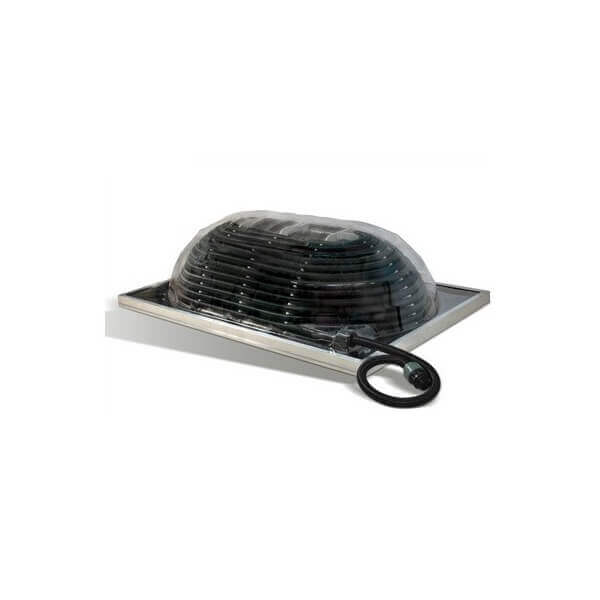 Chauffage solaire pour piscine d me solaire aquadome for Chauffage solaire piscine giordano