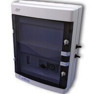 Coffret électrique piscine - filtration 2 projecteurs-Électricité