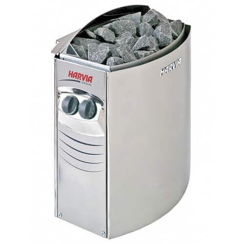 Po le lectrique harvia vega 6 kw pour sauna vapeur - Poele electrique cuisine ...