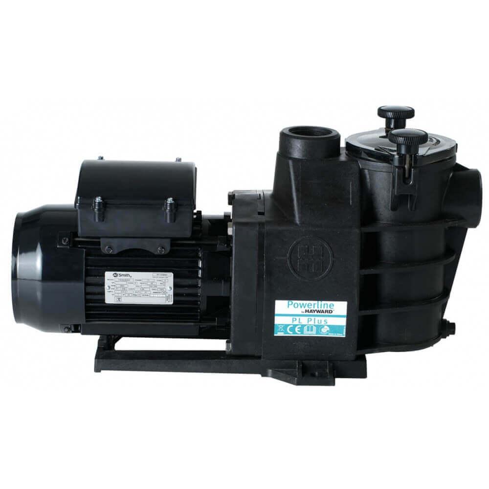 Pompe de filtration hayward powerline new 1 5 cv 15 m3 h for Pompe piscine hayward