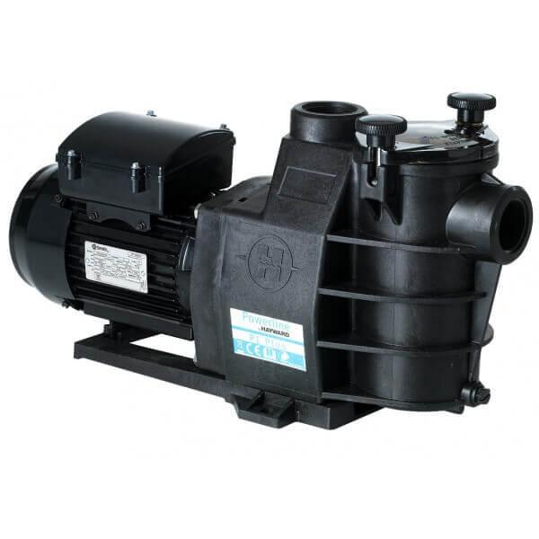 Pompe de filtration hayward powerline new 1 5 cv 15 m3 h for Pompe piscine 15m3 h