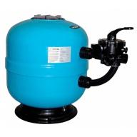 Filtre polyester LACRON LSR-20  Ø 500 - 10 m3/h - Série SIDE-Filtres pour piscine