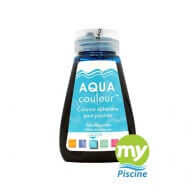 Aquacouleur - Colorant pour piscine sans danger Lagon-Jeux & Confort