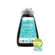 Aquacouleur - Colorant pour piscine sans danger Turquoise-Jeux & Confort