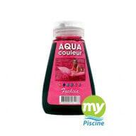 Aquacouleur - Colorant pour piscine sans danger Fushia-Jeux & Confort