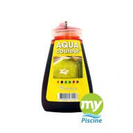 Aquacouleur - Colorant pour piscine sans danger Mangue-Jeux & Confort