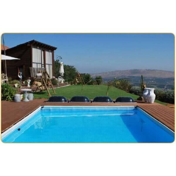 chauffage solaire pour piscine d me solaire aquadome mypiscine. Black Bedroom Furniture Sets. Home Design Ideas