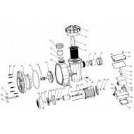 Corps de pompe - Pièce n°10 - ACIS VIPool MCQ mono-Pièces détachées