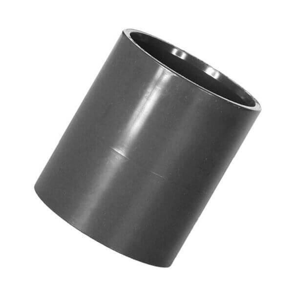 Manchon pvc coller 50 mm pour piscine mypiscine for Raccord pvc piscine 50