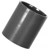 Manchon PVC à coller Ø 63 mm-Plomberie