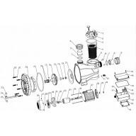 Rotor 0,75T CV MCB - Pièce n°34 - ACIS VIPool MCB tri-Marques