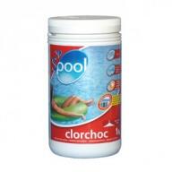 Chlore Choc Granulés - 1 Kg piscine
